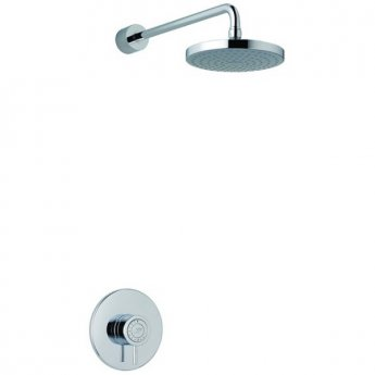 Mira Element Sequential Concealed Mixer Shower with Fixed Head