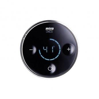 Mira Platinum Concealed Dual Thermostatic Digital Mixer Shower - High Pressure