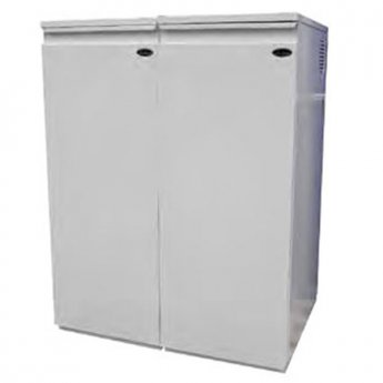 Mistral MC6PLUS Non-Condensing Mega Combi Oil Boiler, Internal, 50-58 kw