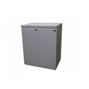 Mistral MC7PLUS Non-Condensing Mega Combi Oil Boiler, Internal, 58-70 kw
