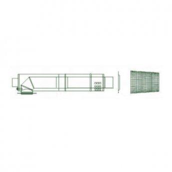 Mistral Complete Low Level Balanced Flue Kit (41kW - 70KW Models)