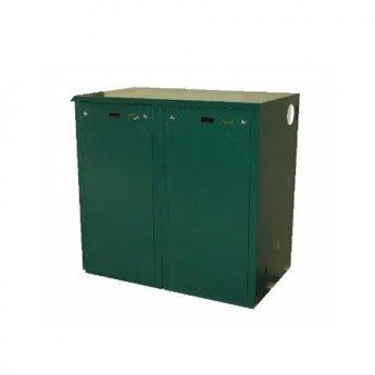 Mistral ODMC6 Non-Condensing Mega Combi Oil Boiler, External, 50-58 kw