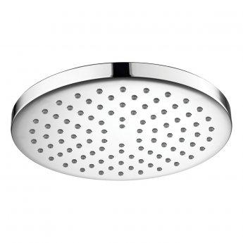 Niagara Equate Round Shower Head 200mm Diameter - Chrome