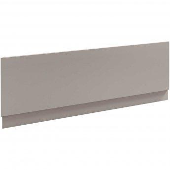 Nuie Athena Bath Front Panel 560mm H x 1700mm W - Stone Grey
