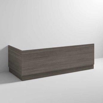 Nuie Athena Bath Front Panel 560mm H x 1700mm W - Brown Grey Avola