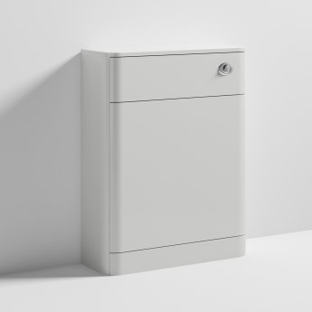 Nuie Parade Back to Wall WC Unit 550mm Wide - White