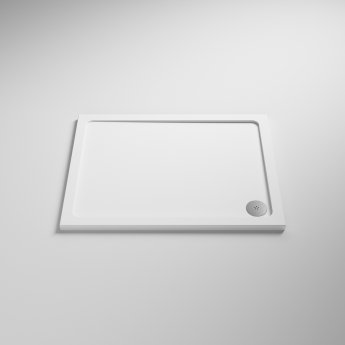 Nuie Pearlstone Rectangular Shower Tray 900mm x 800mm
