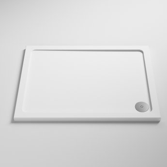 Nuie Pearlstone Rectangular Shower Tray 1000mm x 700mm