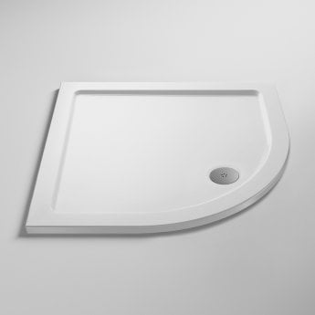 Nuie Pearlstone Quadrant Shower Tray 900mm x 900mm