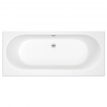 Orbit Cascade Double Ended Rectangular Bath 1700mm x 750mm - Acrylic