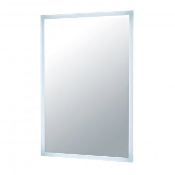 Orbit Mosca LED Bathroom Mirror with Demister Pad and Shaver Socket 700mm H 500mm W