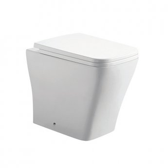 Orbit Nexus Back to Wall Toilet 505mm Projection -  Soft Close Seat