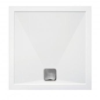Orbit Standard Square Shower Tray 800mm x 800mm Stone Resin