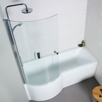 Adapt Complete Bathroom Suite with 1500mm Bath - Left Handed