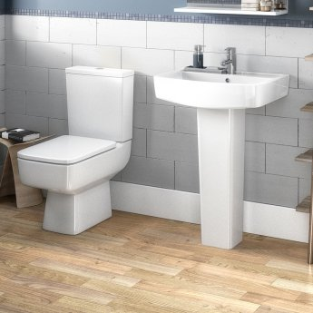Bliss Complete Bathroom Suite with Single Ended Bath
