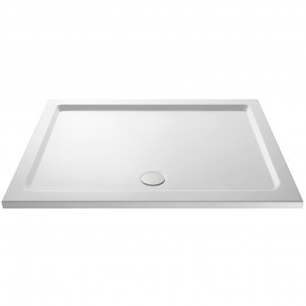 Premier Apex Sliding Shower Enclosure 1400mm x 900mm with Shower Tray - 8mm Glass