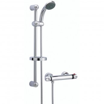 Nuie Dune Bar Mixer Shower with Shower Kit