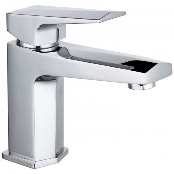 Nuie Hardy Mono Basin Mixer Tap with Waste - Chrome
