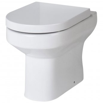 Premier Harmony Back to Wall Toilet 520mm Projection - Excluding Seat