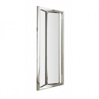 Premier Pacific Bi-Fold Shower Door 760mm Wide - 4mm Glass