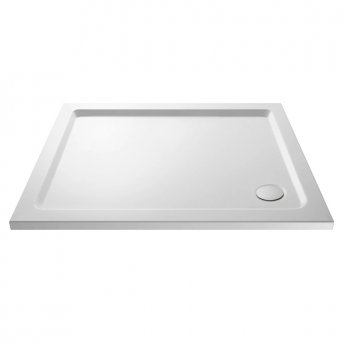 Premier Pearlstone Rectangular Shower Tray 900mm x 800mm Acrylic