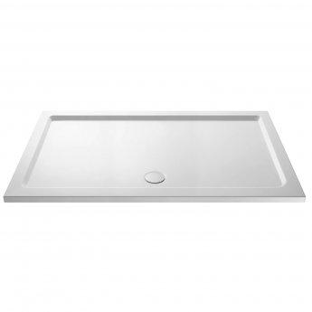 Premier Pearlstone Rectangular Shower Tray 1400mm x 900mm Acrylic