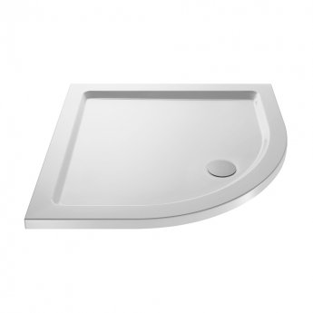 Premier Pearlstone Quadrant Shower Tray 700mm x 700mm Acrylic