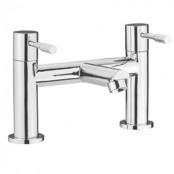 Premier Series 2 Bath Filler Tap Deck Mounted - Chrome