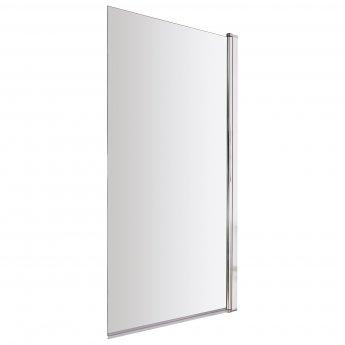Premier Square Bath Screen 1435mm High x 775-790mm Wide - 6mm Glass