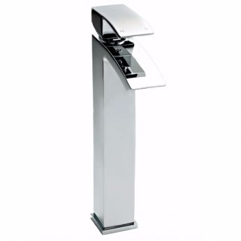Premier Vibe Tall Mono Basin Mixer Tap Single Handle Chrome