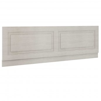 Premier York Bath Front Panel 560mm H x 1700mm W - Woodgrain Grey