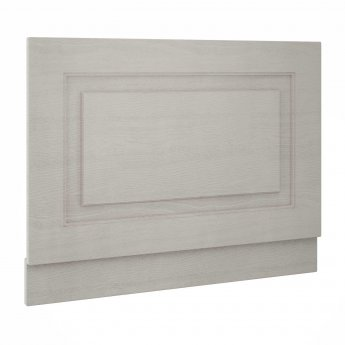 Premier York Bath End Panel 560mm H x 750mm W - Woodgrain Grey