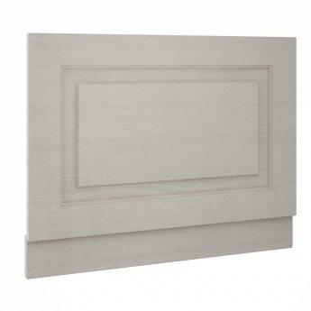 Nuie York Bath End Panel 560mm H x 800mm W - Woodgrain Grey