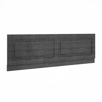 Premier York Bath Front Panel 580mm H x 1700mm W - Royal Grey