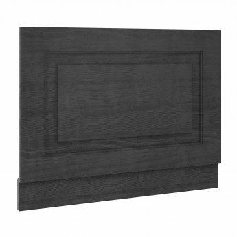 Nuie York Bath End Panel 580mm H x 800mm W - Royal Grey