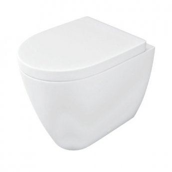 Prestige Athens Back to Wall Toilet Soft Close Seat