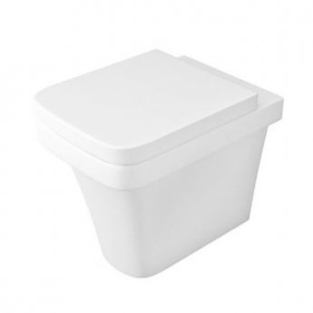 Prestige Coral Back to Wall Toilet Soft Close Seat