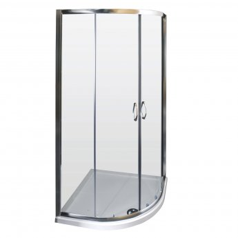 Prestige Estuary Double Quadrant Shower Enclosure 900mm x 900mm
