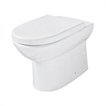 Prestige Felicite Back to Wall Toilet Soft Close Seat