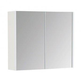 Prestige Fiji Mirror Cabinet 700mm Wide White
