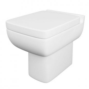 Prestige Options Back to Wall Toilet with Premium Soft Close Seat