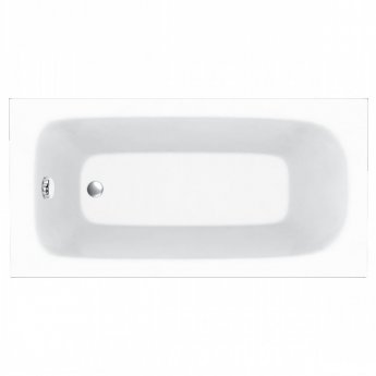 Prestige Uranus Rectangular Acrylic Bath 1400mm x 700mm Single Ended