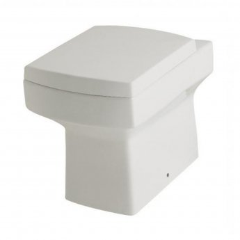 Prestige Venus Back to Wall Toilet WC with Concealed Cistern - Soft Close Seat