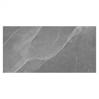 RAK Amani Marble Full Lappato Tiles - 600mm x 1200mm - Light Grey (Box of 2)