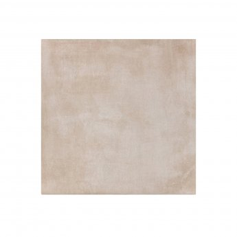 RAK Basic Concrete Matt Tiles - 600mm x 600mm - Beige (Box of 4)