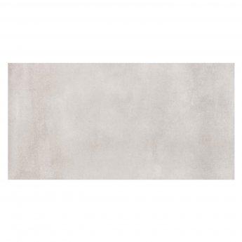 RAK Basic Concrete Matt Tiles - 300mm x 600mm - Grey (Box of 6)