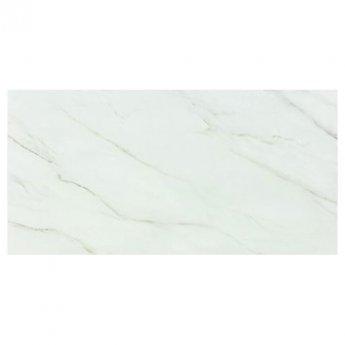 RAK Calacatta Full Lappato Tiles - 600mm x 1200mm - White (Box of 2)