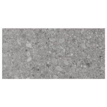 RAK Ceppo Di Gre Stone Full Lappato Tiles - 370mm x 750mm - Mid Grey (Box of 4)