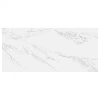 RAK Classic Carrara Full Lappato Tiles - 1350mm x 3050mm - Hyper White (Box of 1)