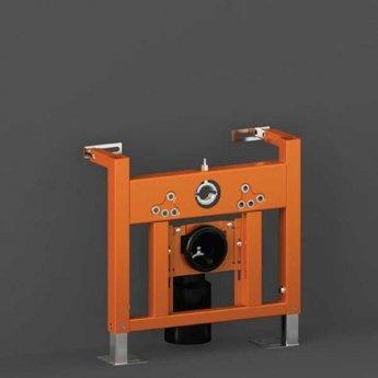 RAK Ecofix Concealed Universal Support Frame 500mm Wide x 465mm High - Orange
